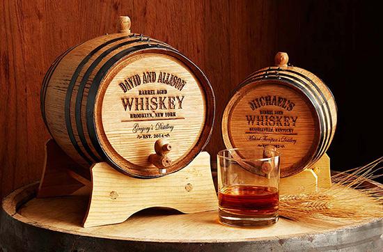 Что происходит с виски во время выдержки в бочке