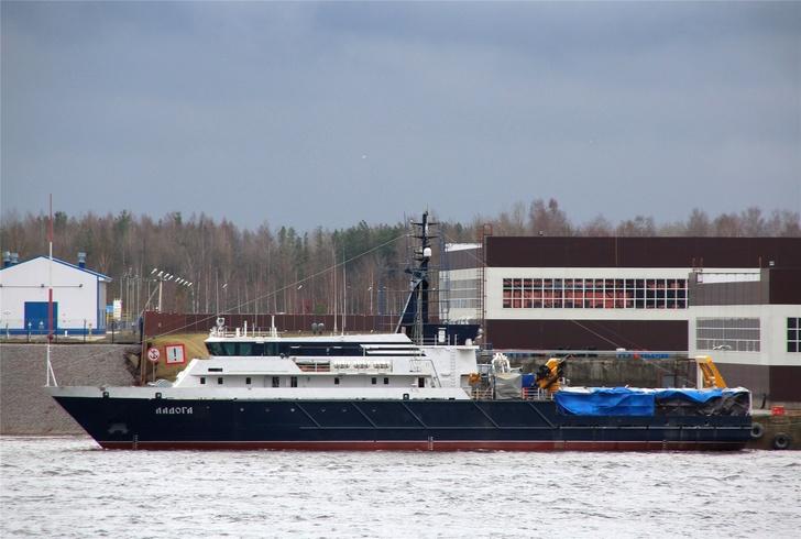 Опытовое судно «Ладога»