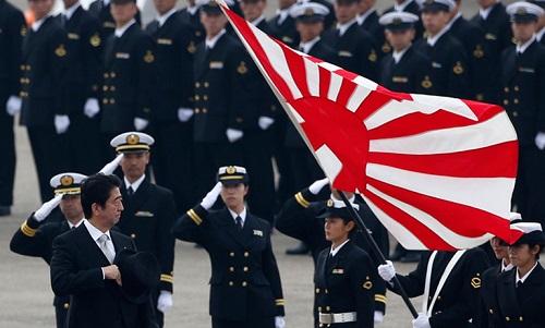 Япония намерена повысить свою обороноспособность