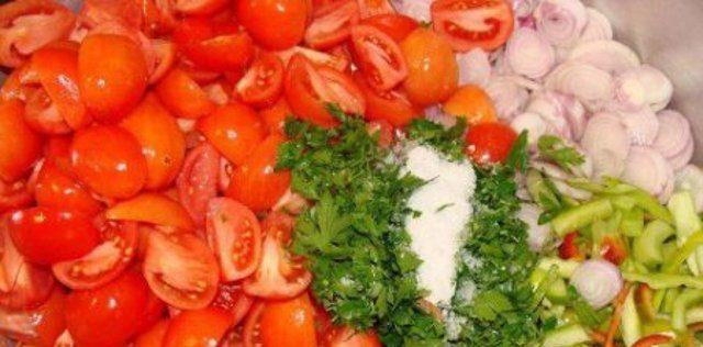 Этот рецепт вам точно понравится — Салат «Парамониха»
