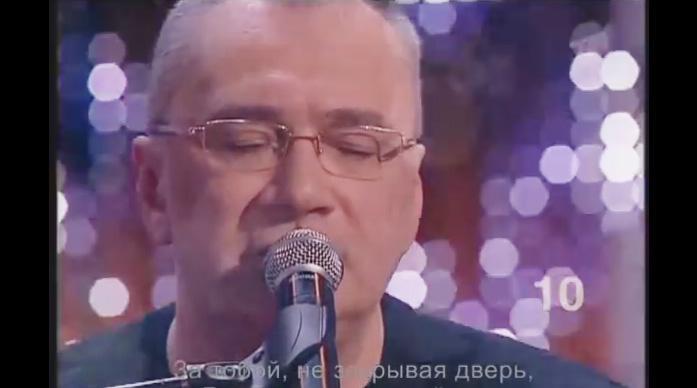 «Опять метель» в исполнении автора. А вы слышали как поет Константин Меладзе?