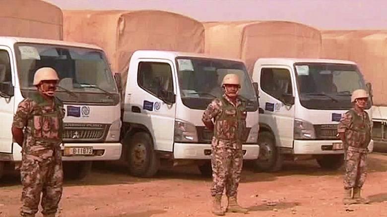 В Иордании стартовало масштабное учение с армиями 20 государств