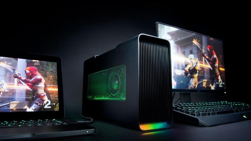 Razer выпустила обновлённую док-станцию для видеокарт Core v2