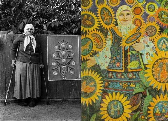 Художница из народа: наивная живопись, которой восторгается весь мир