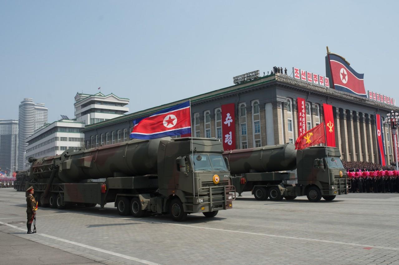Ракета КНДР упала в исключительной экономической зоне Японии