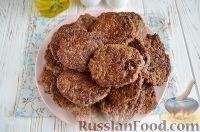 Фото приготовления рецепта: Экономные котлеты из печени и риса - шаг №7