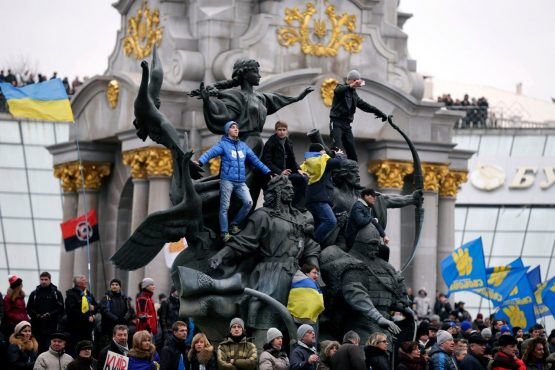 Активно-пассивное болото Украины: ни «европы», ни счастья, страна обречена
