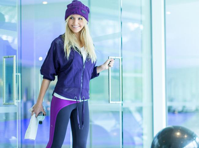 Спортивная одежда на пике моды