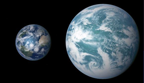 Наконец-то! Ученые нашли землеподобную планету