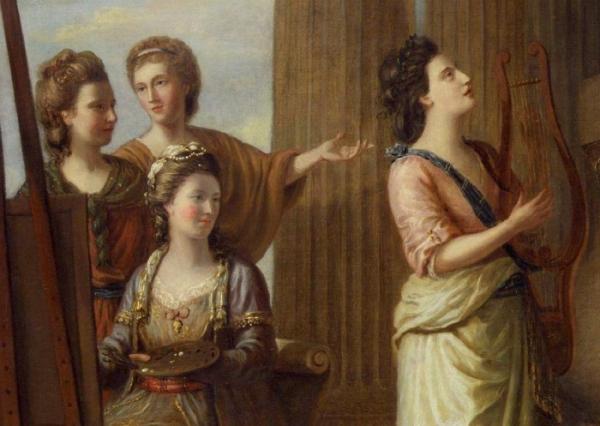 Кто такие «синие чулки», или «как девушки отстаивали свое право на интеллект»