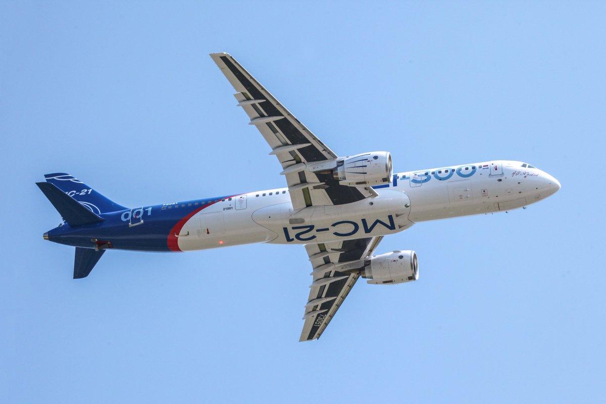 Чемезов заявил о возможных сложностях с экспортом самолетов МС-21 из-за проблем с сертификацией