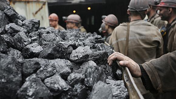 ДНР отправит украинский уголь за рубеж