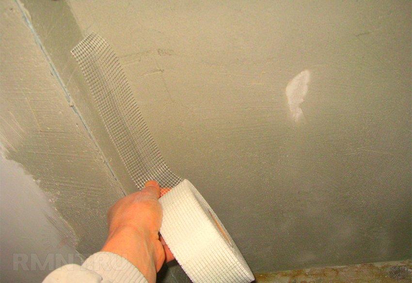 Шпаклёвка стен на гипсокартон своими руками видео