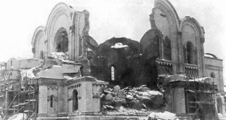 Как в Польше православные храмы уничтожали. Жестокий и дикий пресс полонизации