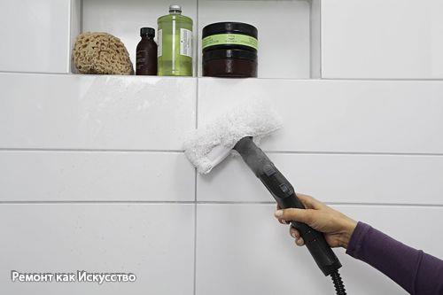 Простое средство от грибка в ванной