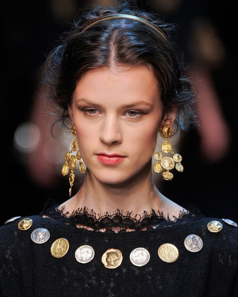 Коллекция Dolce & Gabbana весна-лето 2014