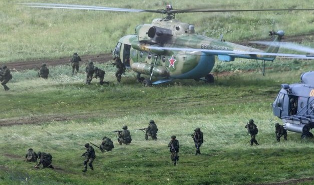 Военные США намерены влезть в учения армии России