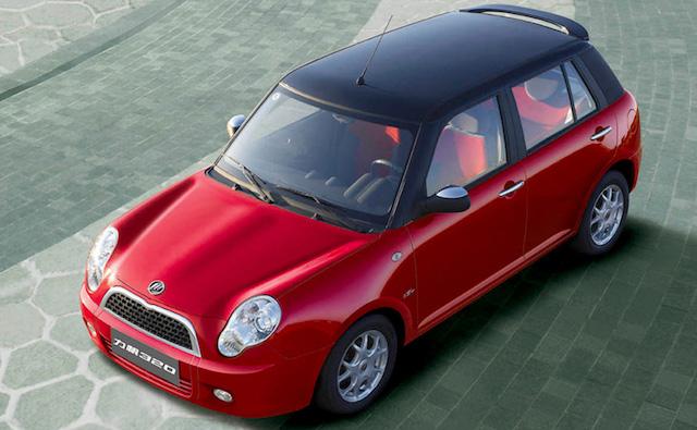 «Спецы плагиата»: названы ТОП-5 автомобильных клонов из Китая