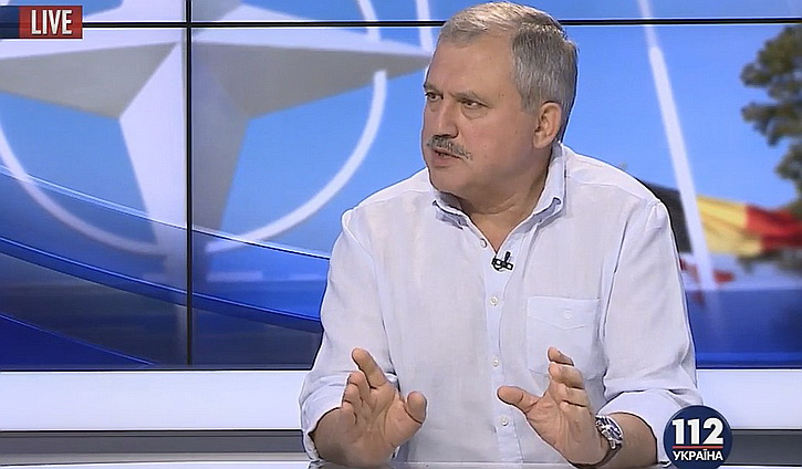Организатор водной блокады Крыма: Никакие диверсии Украина не готовит