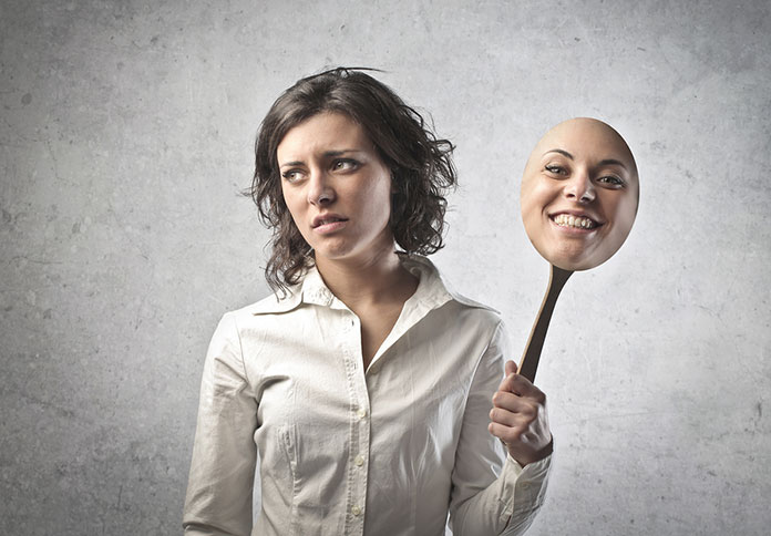 Женская ложь во спасение от счастья