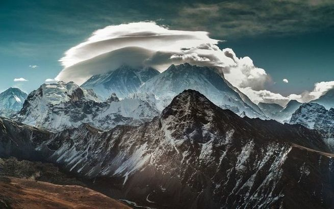 Вершина мира. Эверест
