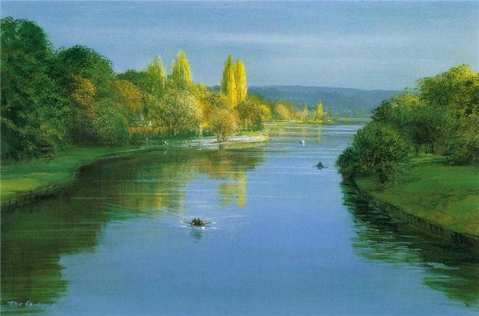 художник Peter Ellenshaw картины - 09