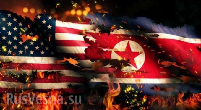 США нападут на КНДР во время Олимпиады