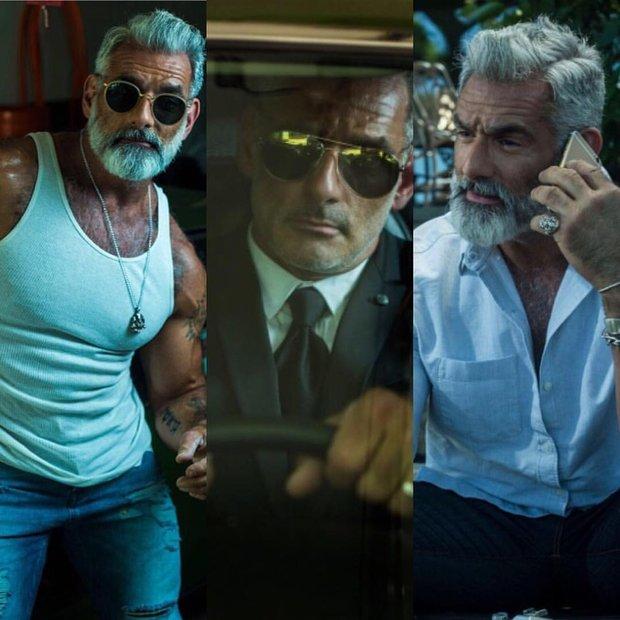 Горячие парни старше 50 лет, которые перевернут ваше представление о пожилых мужчинах