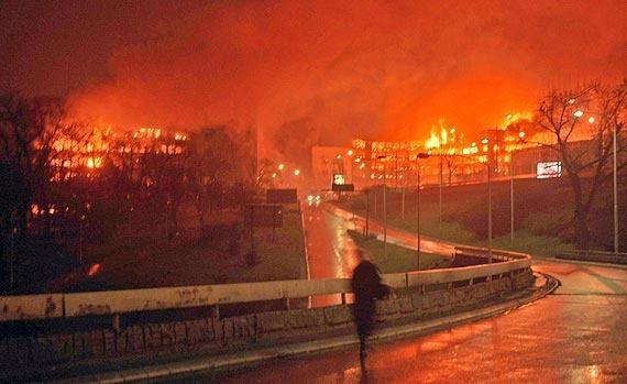 «Сербия готова бороться запересмотр итогов войны 90-х»