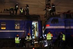 В Москве по факту столкновения поезда и электрички возбуждено дело
