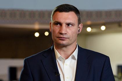 Кличко призвал к драке участников форума в Давосе