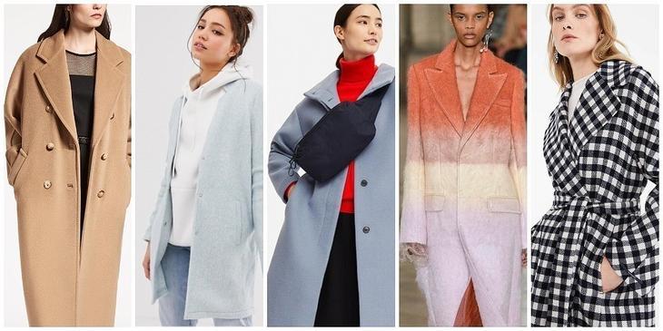 Модные пальто весны 2019: выбираем материалы и цвета