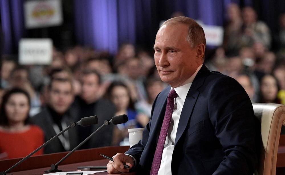 Как Запад отреагировал на пресс-конференцию Путина