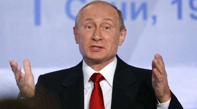 Путин назвал главного выгодополучателя от революции 1917 года