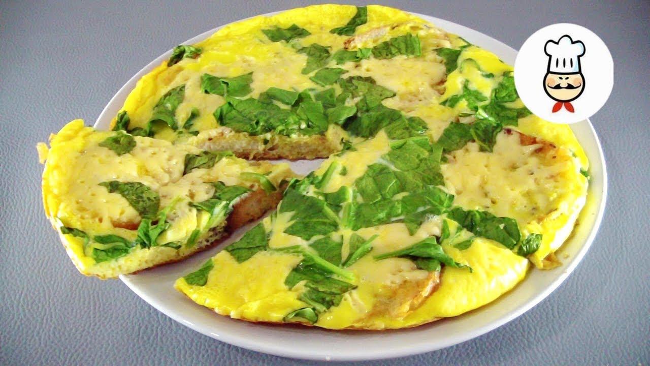 Идеальный завтрак для мужчин!