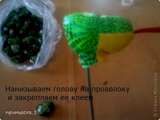 Мастер-класс Новый год Моделирование конструирование МК по конфетной кобре фото 5