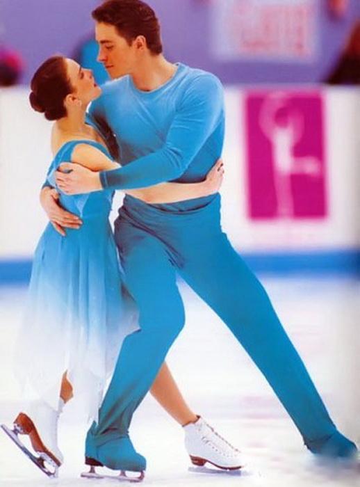 Лед и любовь —  скоротечное счастье Сергея Гринькова и Екатерины Гордеевой