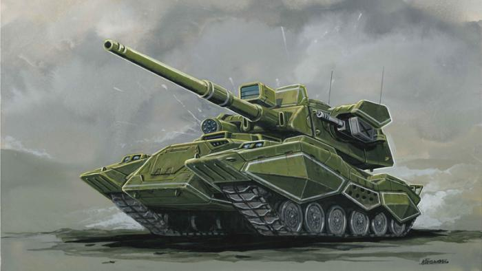 World of Tanks Blitz готовит…