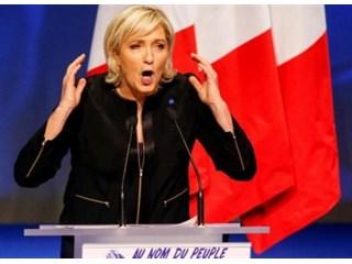У Марин Ле Пен есть все шансы на победу