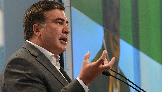 Путин назвал губернаторство Саакашвили оскорблением одесситов