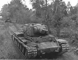 22:0 в пользу советских танкистов