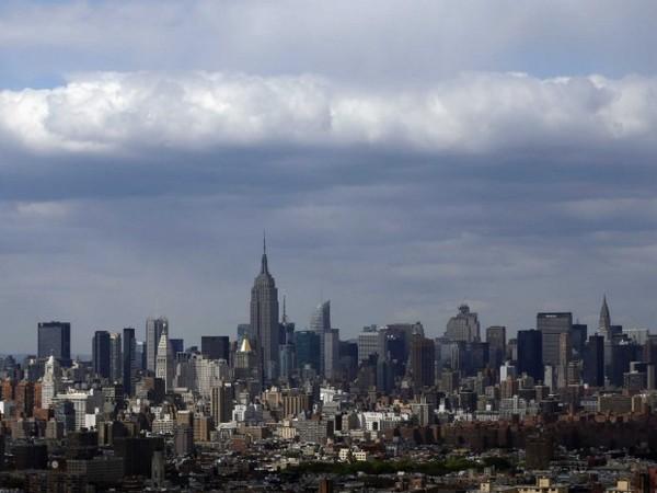 Нью-Йорк на высоте птичьего полета