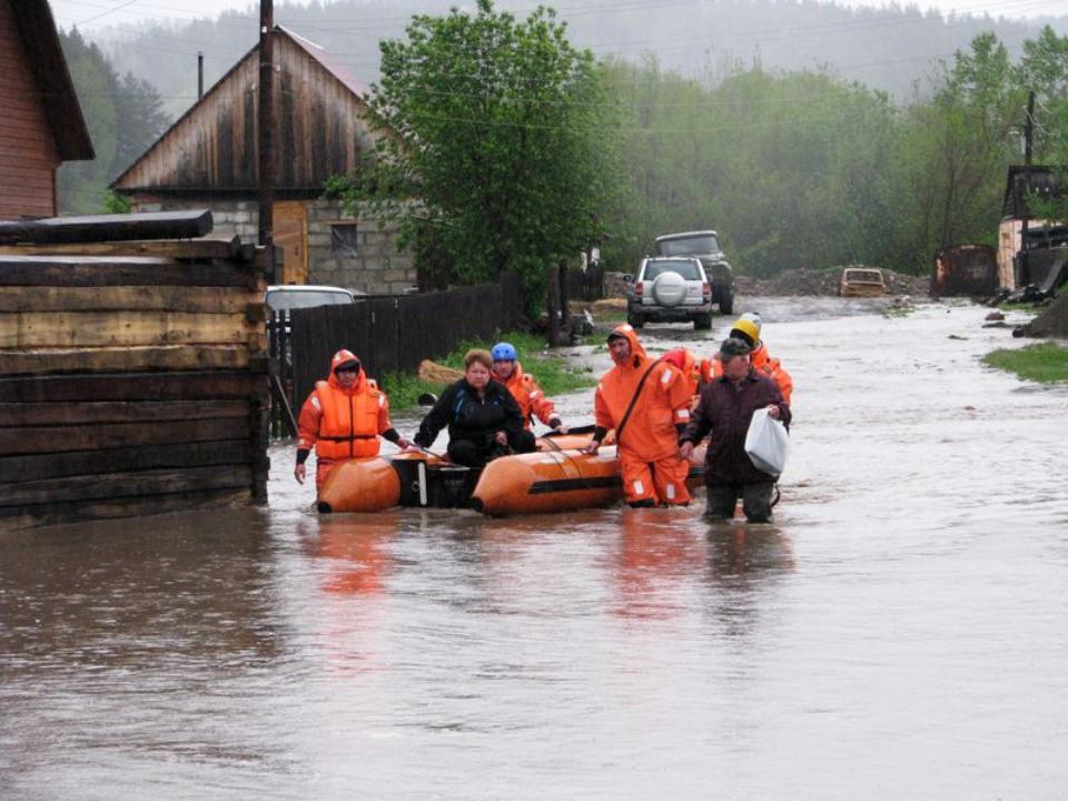 Наводнения в 2017-какие самые опасные паводковые зоны России почему, (см)?
