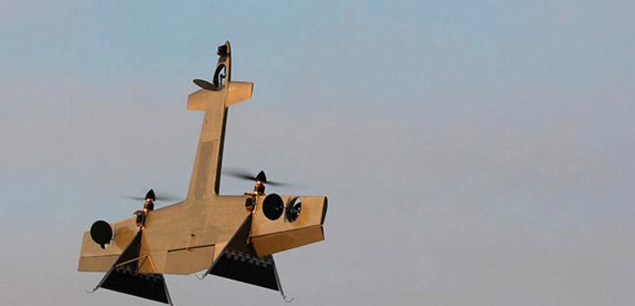 В ЦНТУ «Динамика» разработан перспективный универсальный беспилотный авиационный комплекс с вертикальным взлетом и посадкой