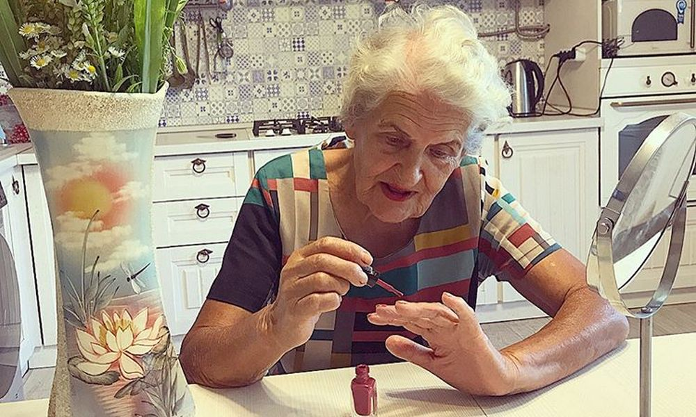 Бабушка из Петрозаводска рас…