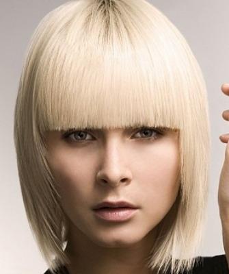 Модные стрижки- 2017: каре для блондинок и брюнеток