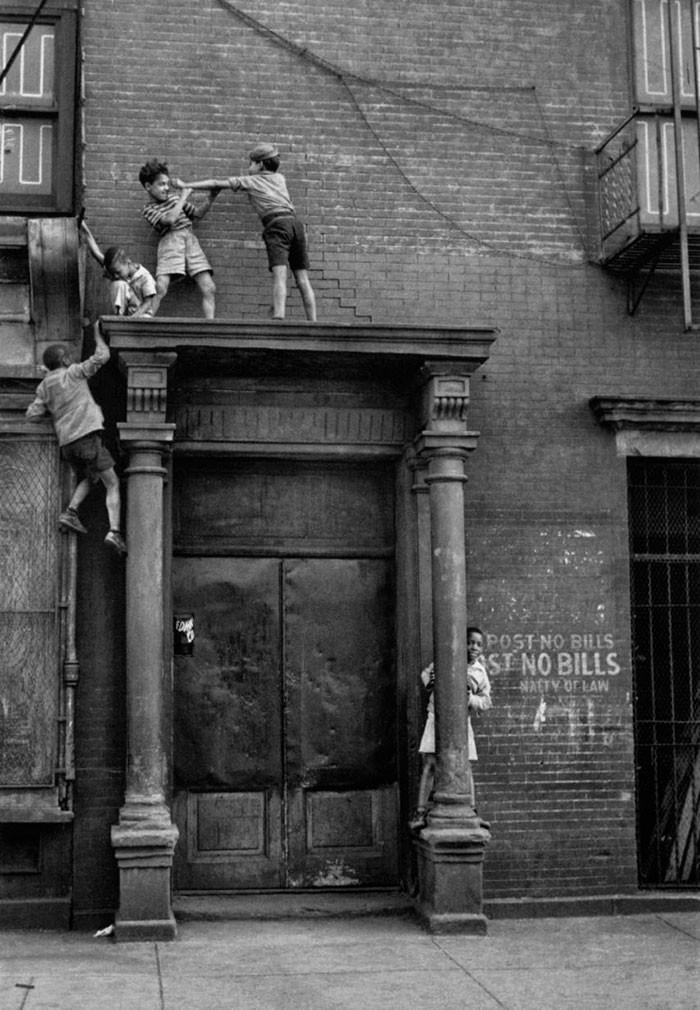 22. Игры в Нью-Йорке, 1940 год детство, прошлое, фотография