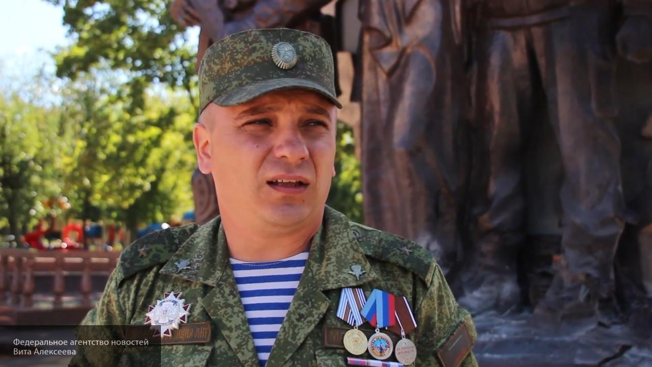 Марочко: бойцы спецназа ВСУ прибыли в район Станицы Луганской