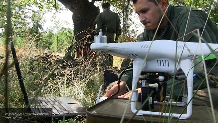Российские специалисты создают систему контроля за беспилотниками