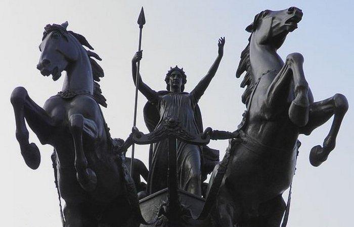 Враг Рима: Боудикка./фото: listverse.com